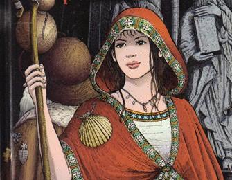 Sobre Endrina y el secreto del peregrino