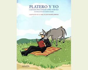 Platero y yo contado por Concha López Narváez