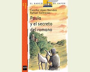 Paula y el secreto del romano