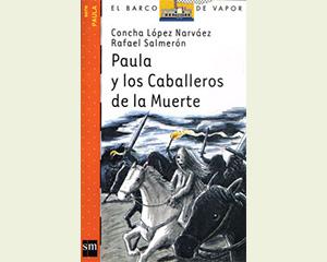 Paula y los Caballeros de la Muerte