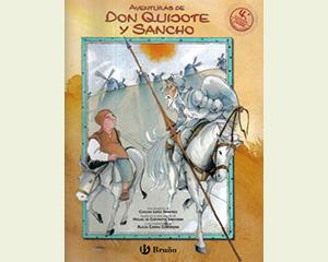 Aventuras de Don Quijote y Sancho