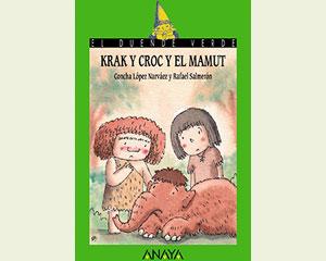 Krak, Croc y el mamut